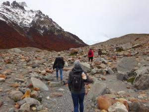 151 0093 Argentina - El Chalten - Wanderung Laguna Torre