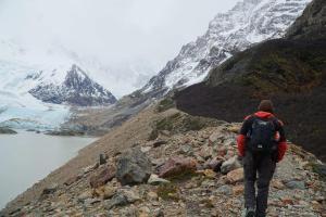 151 0101 Argentina - El Chalten - Wanderung Laguna Torre