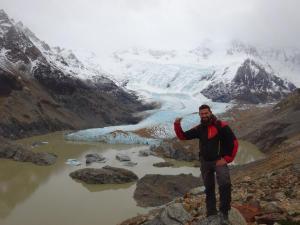 151 0121 Argentina - El Chalten - Wanderung Laguna Torre