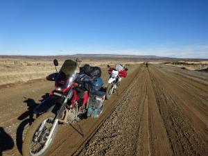 152 0006 Argentina - Fahrt nach Gobernador Gregores