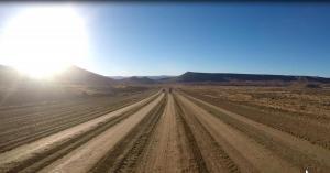 152 0014 Argentina - Fahrt nach Gobernador Gregores