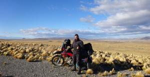 152 0036 Argentina - Fahrt nach Perito Moreno