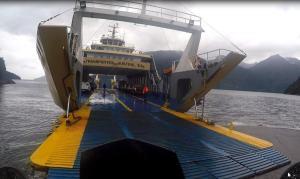 152 0088 Chile - Fähren nach Puerto Montt