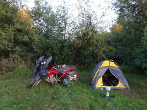 153 0056 Chile - San Gregorio - Wild Camping