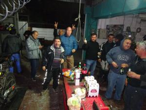 157 015 Chile - Santiago - Johnny Moto