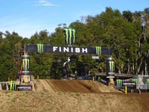 163 0017a Argentina - Villa la Angostura - Motocross Weltcup