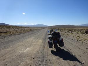165 0053 Argentina - Fahrt nach Zapala
