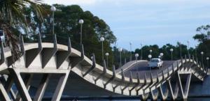 173 0208b Uruguay - Punta del Este