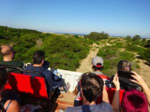 175 0009 Uruguay - Fahrt nach Cabo Polonio