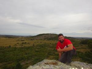 181 0037 Uruguay - Minas - Pico del Aguila