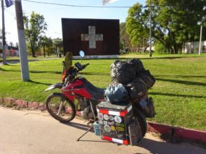 183 0148 Uruguay - Paysandu