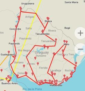 184 0006b Uruguay